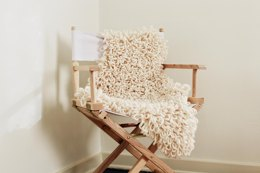 Sheepskin Chair Throw