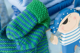 Sweater, Scarf and Finger Puppets in Schachenmayr Merino Extrafine 120 - 6736 - Downloadable PDF