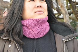 Queen Anne Cowl  - DK version
