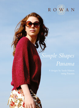Simple Shapes Panama von Rowan