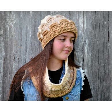 Roman Arches Hat and Cowl