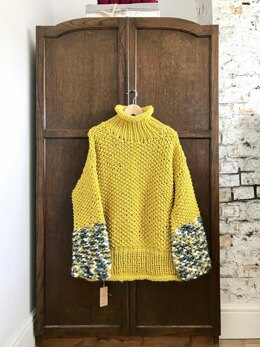 Turmeric Latte  Sweater