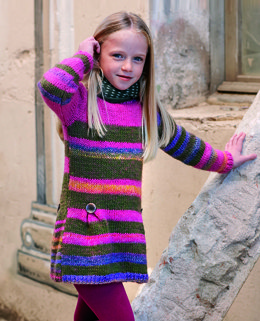 Girl's Dress in Katia City - 2