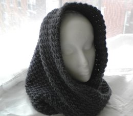 Enchanted Twisted Cowl Hood