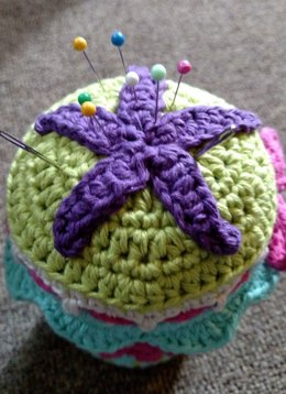 Under the Sea Pincushion/Lid Cover