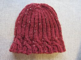 Autumn Woods Hat