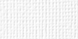 """American Crafts Textured Cardstock Pack 12""""X12"""" 60/Pkg - Solid White"""