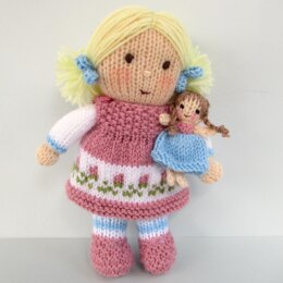 Dolly Rose and Tiny Doll