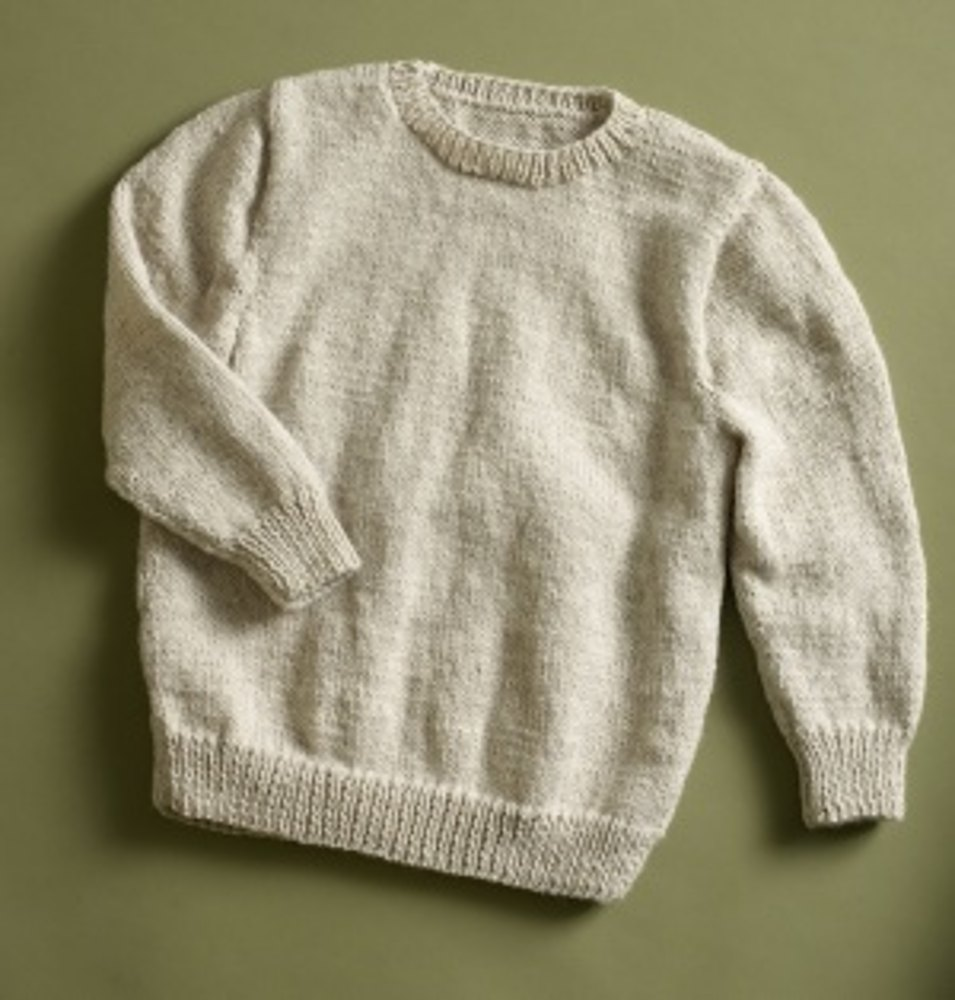 Pert Classic Pullover In Lion Brand Wool Ease 90186ad