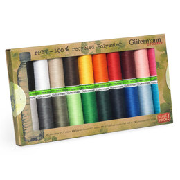 Gutermann Sew-All: Recycled: 20 x 100m