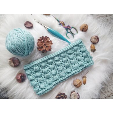 Goldberry Earwarmer