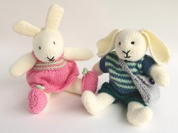 Robert and Rosie Rabbit