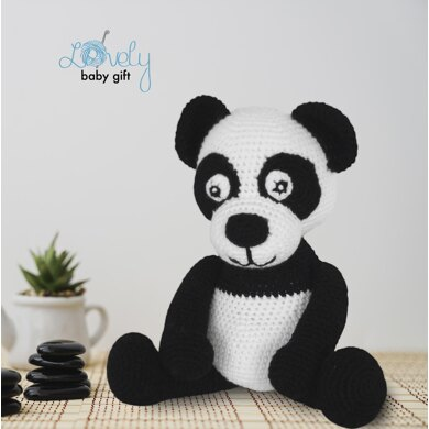Cuddle Me Panda set 🐼😘 by Tuba Desings... - Amigurumi Today ... | 390x390