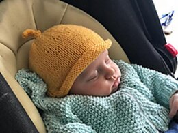 Free Hat Knitting Patterns | LoveCrafts
