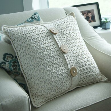 Cottage Chic Pillow Cover