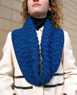 Nor'Easter Cowl