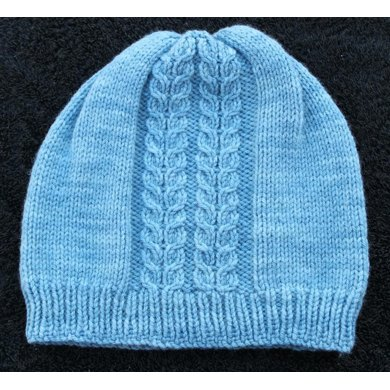 Intertwined Slouch Beanie