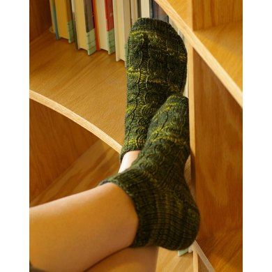 What the librarian knew slippers