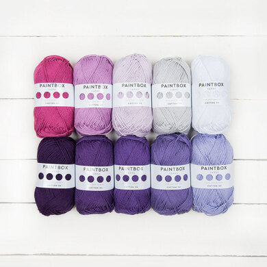 Paintbox Yarns Simply DK 10 Ball Colour Pack