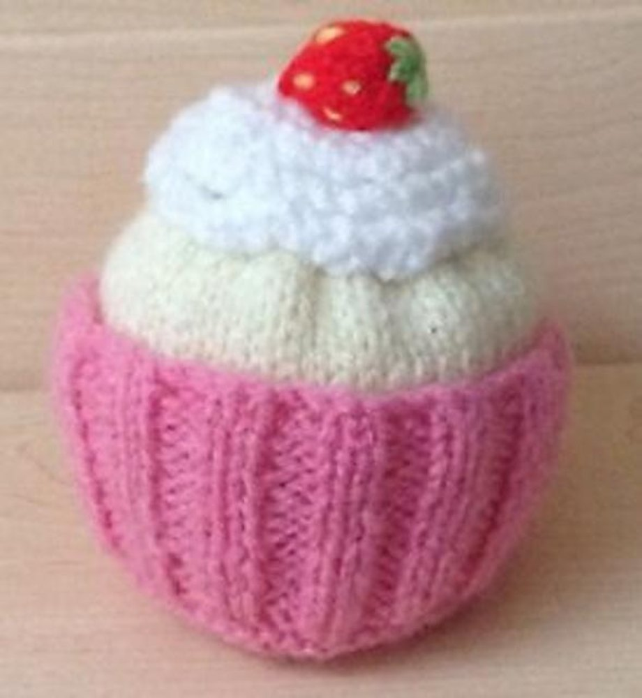 Cupcake choc orange cover toy knitting pattern by andrew lucas zoom bankloansurffo Image collections