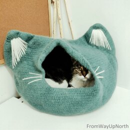 The Four Seasons Cat Cave