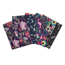 Craft Cotton Company Hip Florals Fat Quarter Bundle
