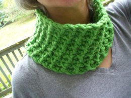 A Crinkle in Time Cowl