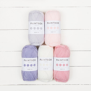Paintbox Yarns Baby DK 5 Ball Colour Pack