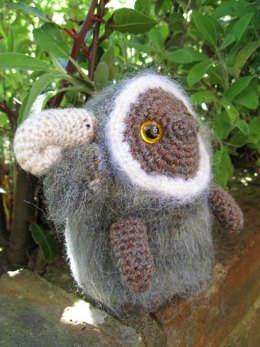 Small Spirit Amigurumi