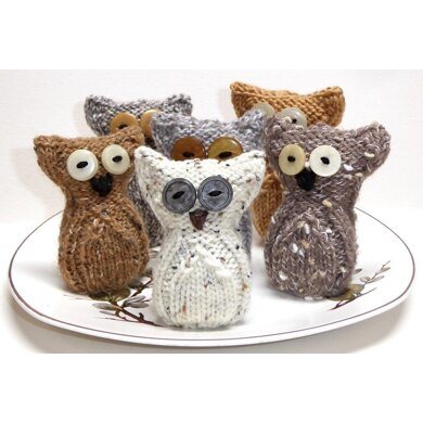 Owl Easter Creme Egg Cosies Covers