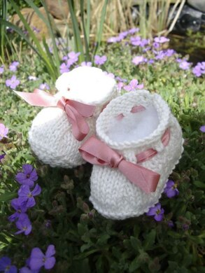 Baby Cotton Summer Bootees