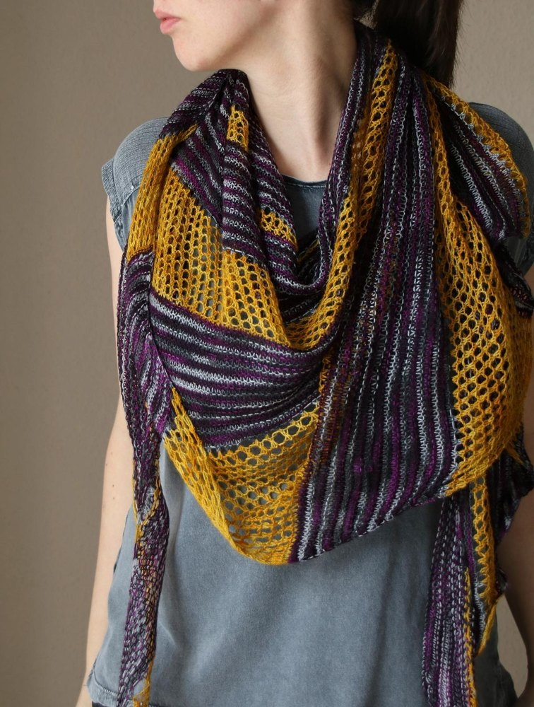 Quicksilver Knitting pattern by Melanie Berg | Strickanleitungen ...