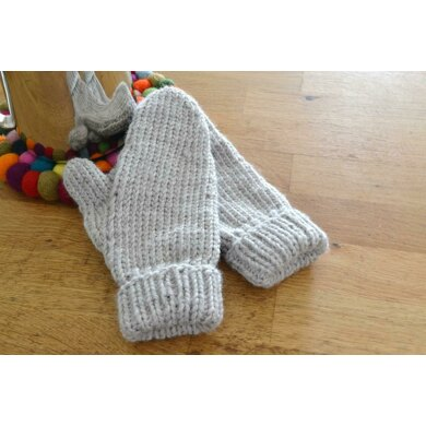 Simple Mittens