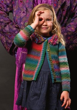 Fatto A Mano Kids 207 by Lang Yarns