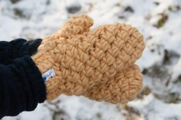 Bulky Mittens