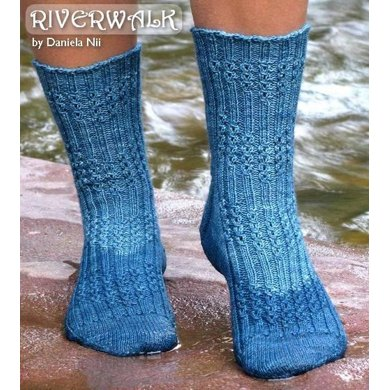 Riverwalk Socks