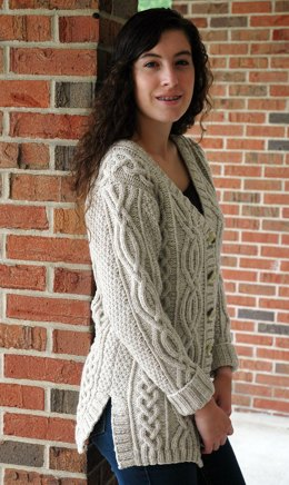 Aran Knitting Patterns Loveknitting