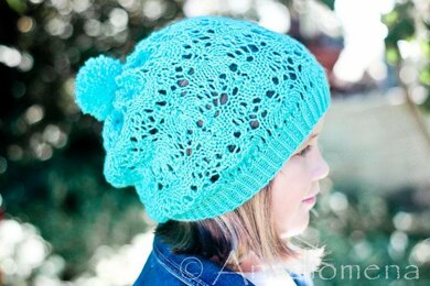 Kiss of Frost Hat