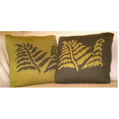 "Pillowcase ""FERN"" - Kissenbezug ""FARN"""