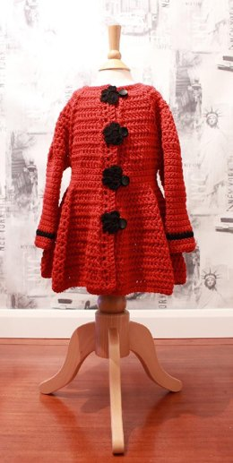 Jacket with Full Skirt (Swing Style)