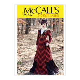 McCall's Misses' Costume M7732 - Sewing Pattern