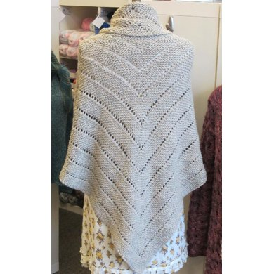 Flock of Geese Shawl