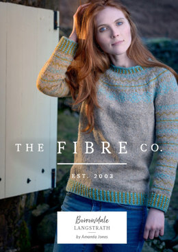 Langstrath Jumper in The Fibre Co. Lore - Downloadable PDF