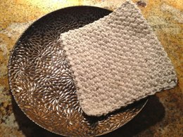 Cobblestone Dishcloth