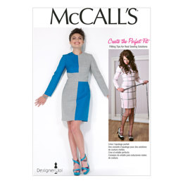 McCall's Misses' Dresses M7089 - Sewing Pattern
