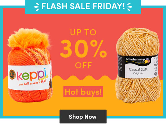 Up to 30 percent off hot buys!