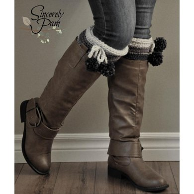 Johnny Boot Cuffs and Ear Warmer