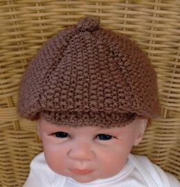 Baby Peaky Blinders Flat Cap - 4 sizes