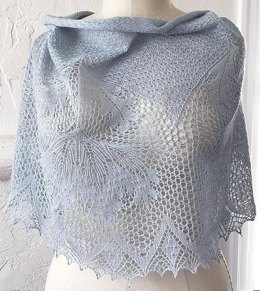 Carpinteria Shawl