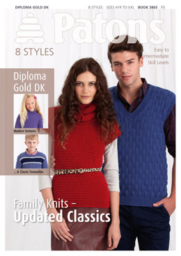 Family Knits - Updated Classics - 3865